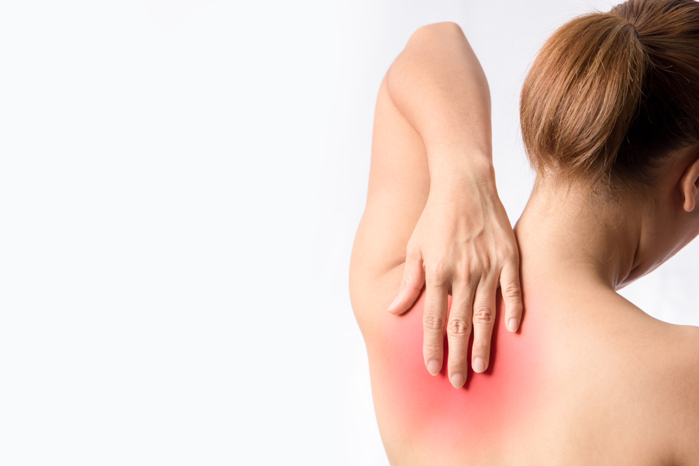 Chiropractic treatment as a fix for 'rib fixation' or scapular pain