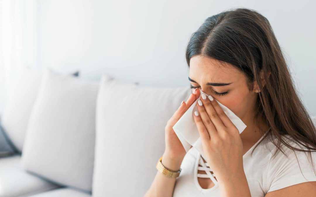 Sneezing and Back Pain (Learn the Right Way to Sneeze)